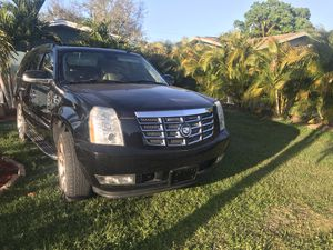 2007 Cadillac Escalade for Sale in Fort Myers, FL