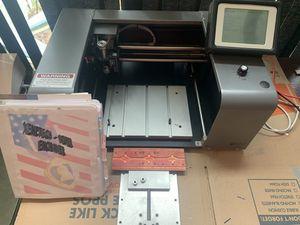 Xenetech Viper 912 Engraver 9x12 for Sale in Portland, ME
