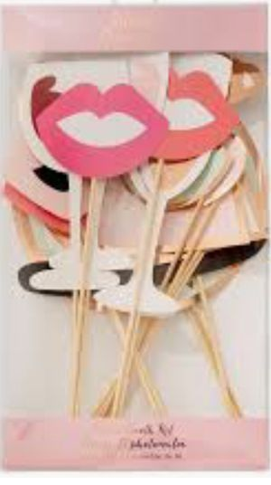 Photo props. For party or photo booth. for Sale in Miami Gardens, FL