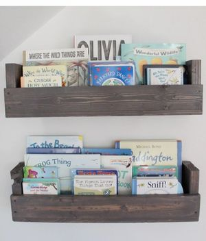 Wall bookshelves for Sale in Austin, TX