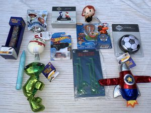 12 piece boys lot aliens/hot wheels/games/paw patrol for Sale in Painesville, OH