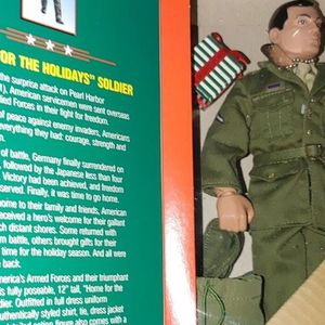 GI Joe Home For The Holidays Collectors Edition for Sale in Chicago, IL