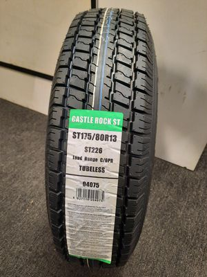 ST175-80-13 Castle Rock ST Trailer Tire for Sale in Ontario, CA