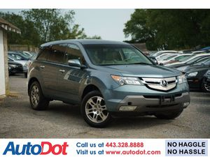 2008 Acura MDX for Sale in Sykesville, MD