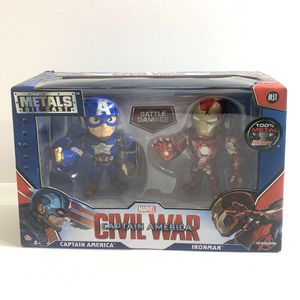 METALS Marvel Iron Man & Captain America for Sale in San Leandro, CA