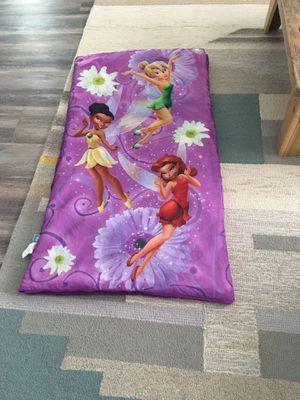 Sleeping bag girls tinkerbell for Sale in Henderson, NV