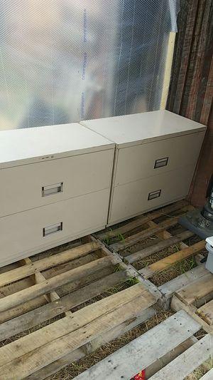 2 metal filing cabnits for Sale in Wasilla, AK