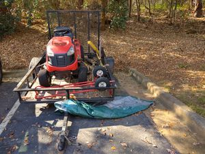Huskee Riding Lawnmower for Sale in Columbus, GA