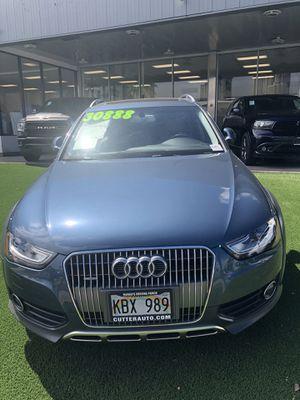2015 Audi Allroad Premium Plus Wagon for Sale in Honolulu, HI
