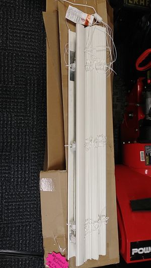 Window blinds 33inch wide 5 sets for Sale in Clifton Heights, PA