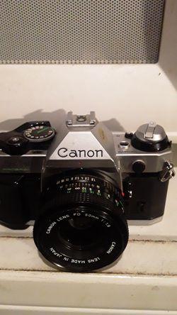 Canon ae-1 program for Sale in LAUREL PARK,  WV