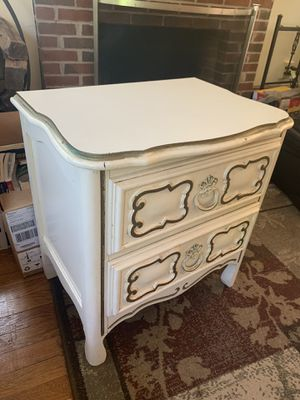 End table with drawers for Sale in Whitman, MA