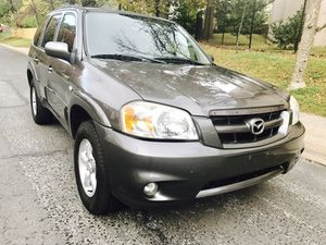 2005 Mazda Tribute 4WD clean winter ready for Sale in Gaithersburg, MD