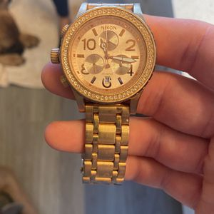 Female Nixon Refined Rose Gold Watch for Sale in Las Vegas, NV