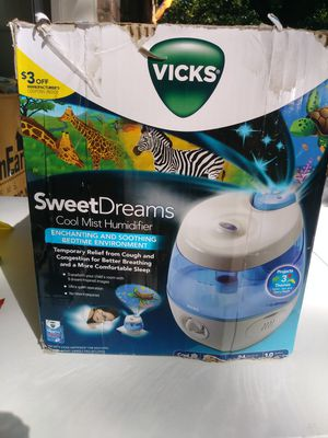 Cool mist humidifier for Sale in Spring, TX