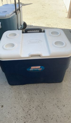 Coleman Ice Cooler for Sale in Long Beach, CA