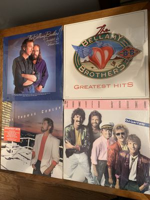 4 Great Looking Vinyl Albums (FACTORY SEALED ) for Sale in Baltimore, MD