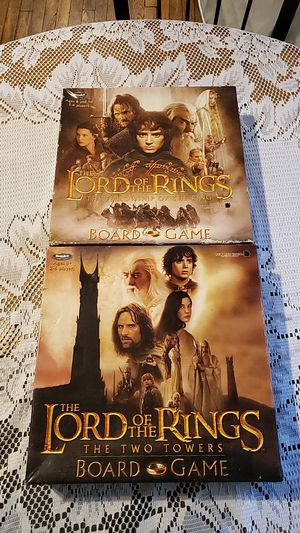 The Lord of the Rings board games for Sale in Cleveland, OH