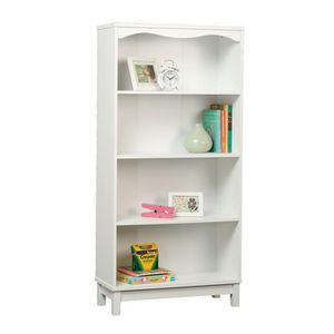 Sauder Storybook Kids Bookcase, Soft White Finish for Sale in Houston, TX
