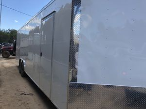 2019 28'L x 8.5W x 7'H Enclosed trailer car hauler for Sale in Lakeland, FL