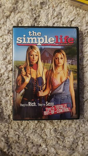 The Simple Life DVD for Sale in San Diego, CA