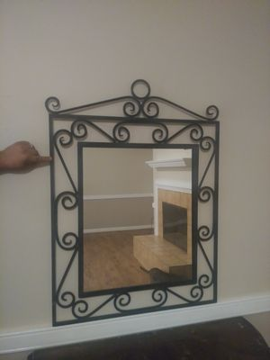 Large Iron Mirror for Sale in Prattville, AL
