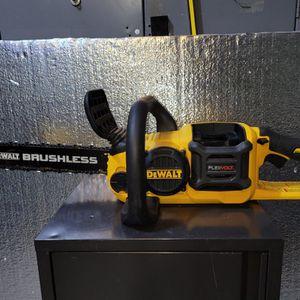 Dewalt Flexvolt Chainsaw for Sale in Apopka, FL
