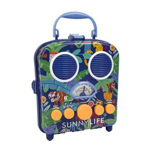 SunnyLife Beach Sounds Jungle Wireless Bluetooth Speaker Beach Pool Party for Sale in Rancho Cucamonga, CA