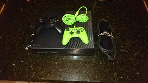 Xbox One 1TB console with 2 controllers and HDMI cable for Sale in Stuart, FL