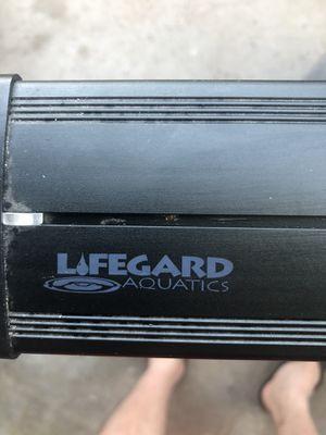 "48"" inch Lifegard led light fish tank aquarium for Sale in San Diego, CA"