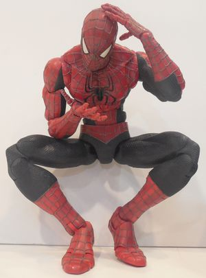 Spider-man super poseable 18inch action figure 67 points of articulation for Sale in Phoenix, AZ