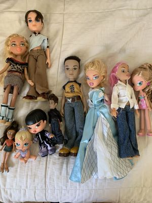 Bratz Dolls for Sale in Anaheim, CA