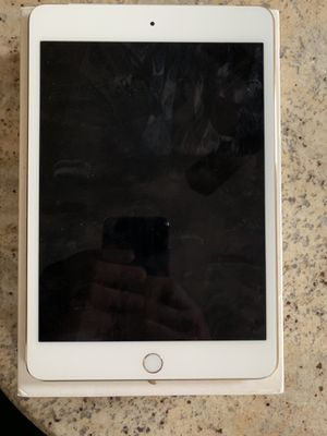 Apple Ipad Mini 4th Generation 64 GB Cellular for Sale in Dearborn Heights, MI