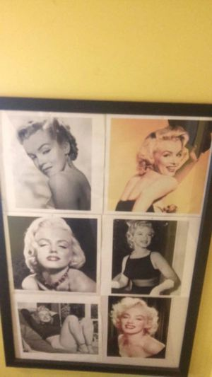 Marilyn Monroe Wall Pictures for Sale in Dartmouth, MA