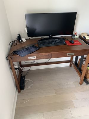 Crate and Barrel Morris Desk for Sale in West Los Angeles, CA