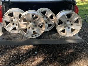 Silverado wheels for Sale in Malabar, FL
