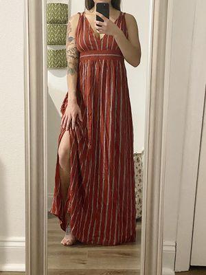 Loft Beach Shimmer Stripe Maxi Dress for Sale in Tampa, FL