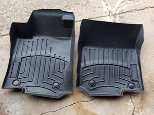 2012- 2015 Mercedes ML models Weathertech floor mat 444011 for Sale in Des Plaines, IL