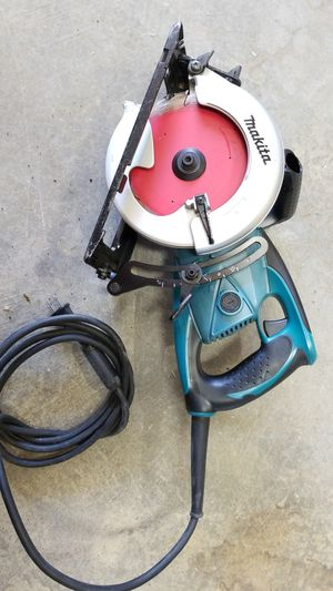 "Makita 5477NB 15Amp 7-1/4"" Hypoid Saw for Sale in Kent, WA"