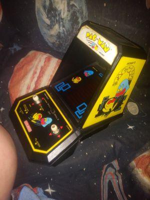 Mini Hand-held Pac man arcade game for Sale, used for sale  Atlanta, GA