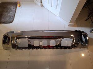 2014-2015 GMC Sierra 1500 Front Chrome Bumper for Sale in Pompano Beach, FL