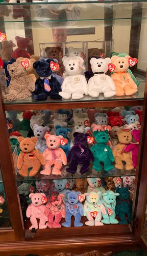 Beanie baby collection for Sale in Columbia, SC
