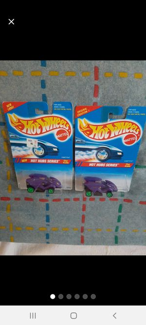 Hot Wheels 1995 Hot Hubs Vampyras ●□● for Sale in Williamsport, PA