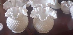 Fenton Vases for Sale in Calvin, WV