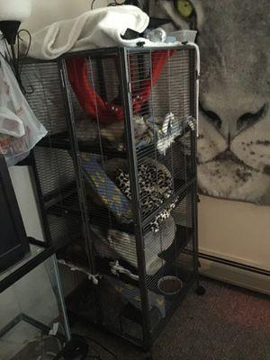 Ferret/small animal cage for Sale in Addison, IL