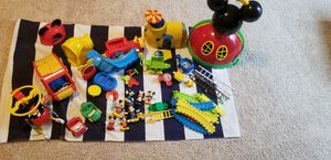 Mickey mouse club house toys for Sale in Newburgh, IN