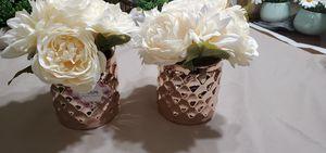 Flower Decor Set $20 for Sale in Portland, OR