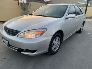 2002 Toyota Camry for Sale in Redlands, CA