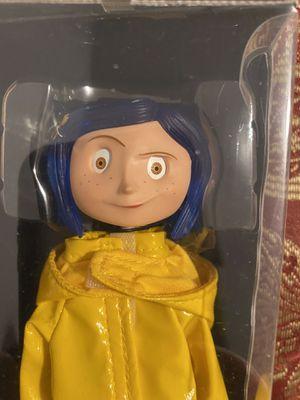 Coraline doll for Sale in Chesapeake, VA