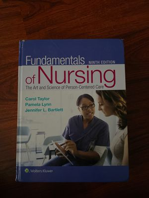 Fundamentals of Nursing 9th Edition for Sale in Whittier, CA